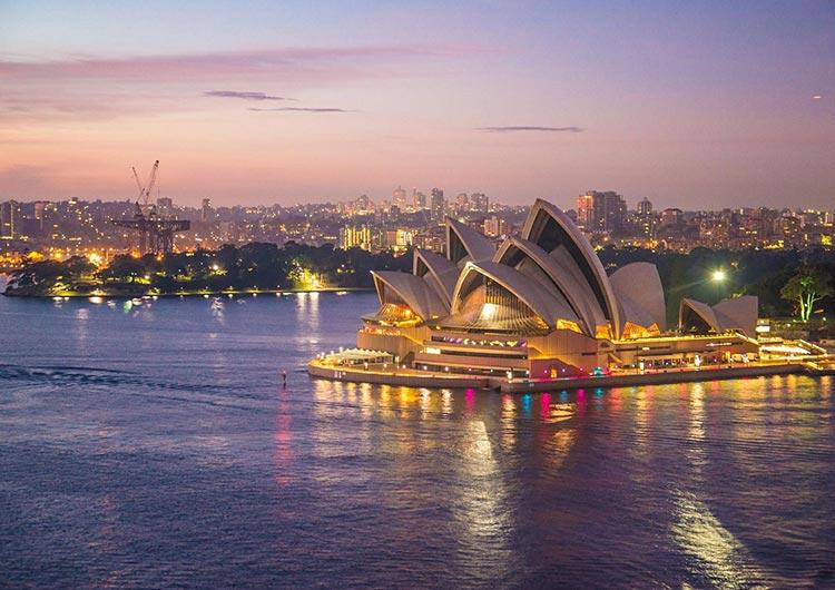 大都会ながら暮らしやすいシドニー