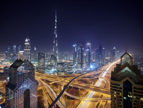 Burj Khalifa  ©ドバイ政府観光・商務局