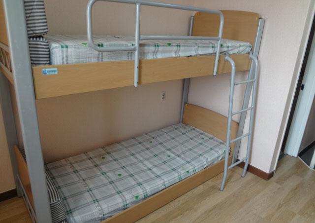 2人部屋の例