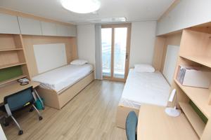 学生寮・二人部屋の例