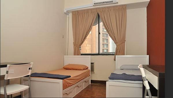 学生寮(2人部屋)
