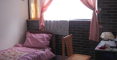 ▲台北で最初に住んだアパート(実物写真)