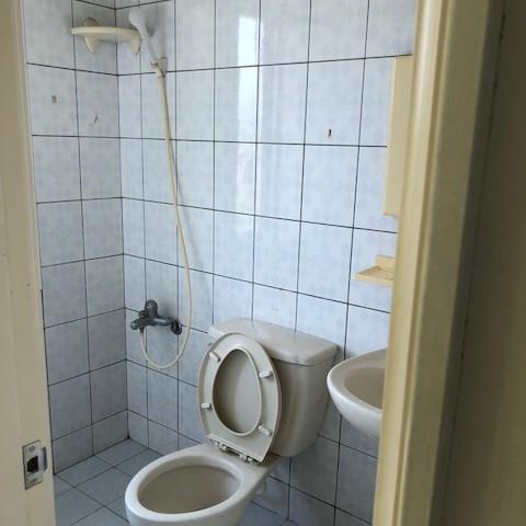 トイレ・シャワーです。台湾の滞在先はほとんどがこのスタイルになります。