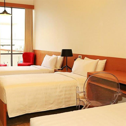 ホテルの例