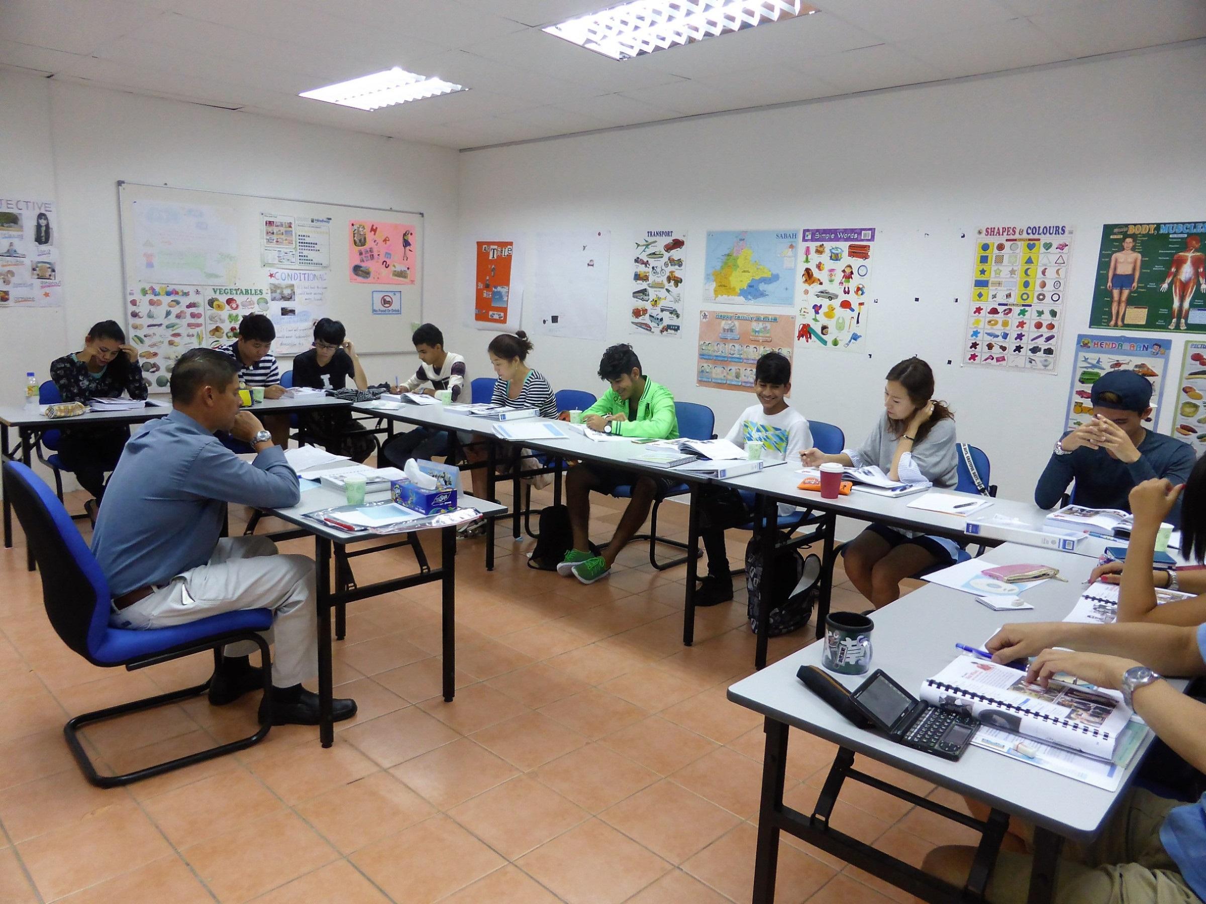 ネイティブの質の高い英語授業を受けることができます
